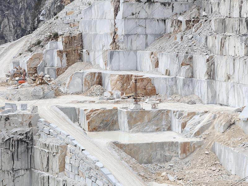 Il marmo di Carrara