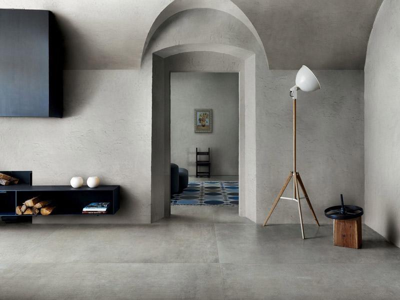 Gres effetto cemento: nuova tendenza per la casa moderna
