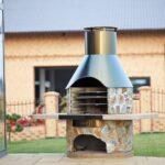 Barbecue in muratura: comodità e qualità di cottura